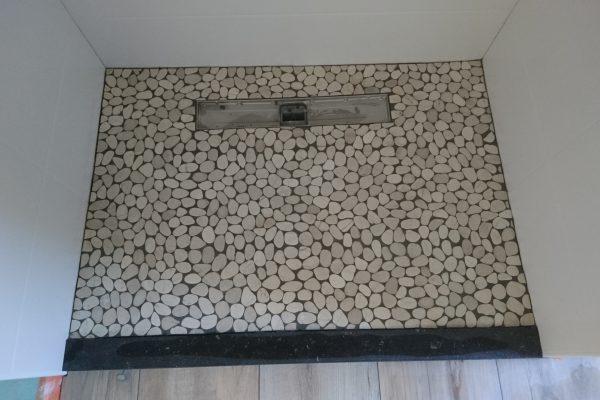 Mozaik tegelwerk